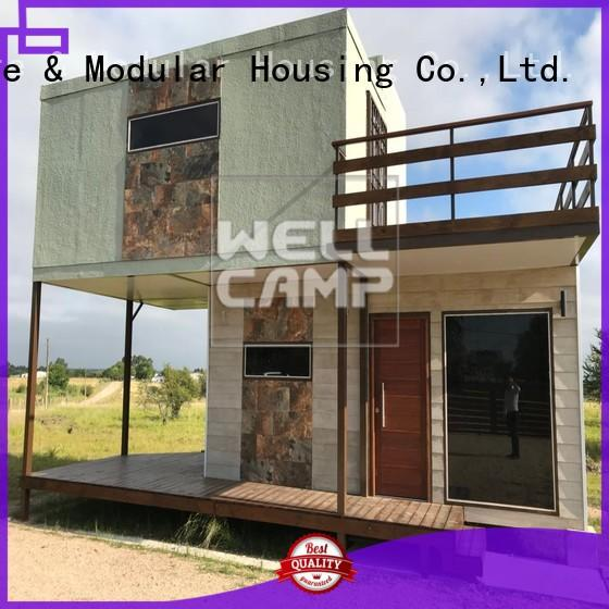 camp design WELLCAMP Brand foldable container house