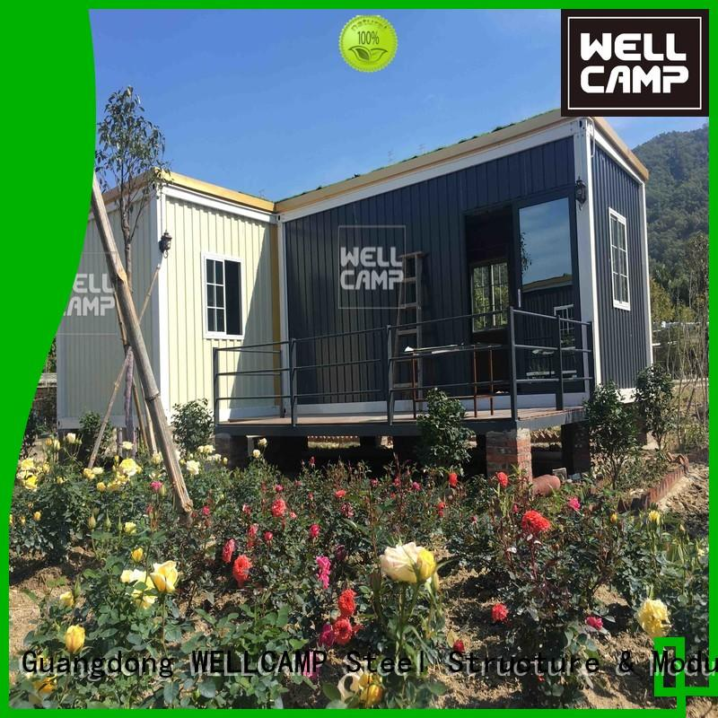 custom container homes removable easy fllor container villa manufacture